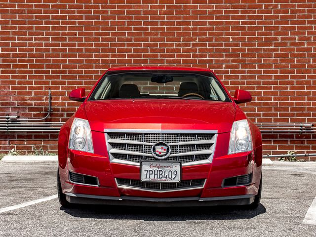 2008 Cadillac CTS RWD w/1SB Burbank, CA 1