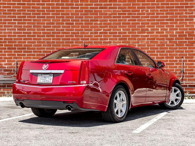2008 Cadillac CTS RWD w/1SB Burbank, CA 5