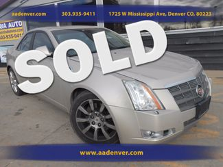 2008 Cadillac CTS in Denver CO