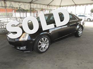 2008 Cadillac CTS RWD w/1SA Gardena, California