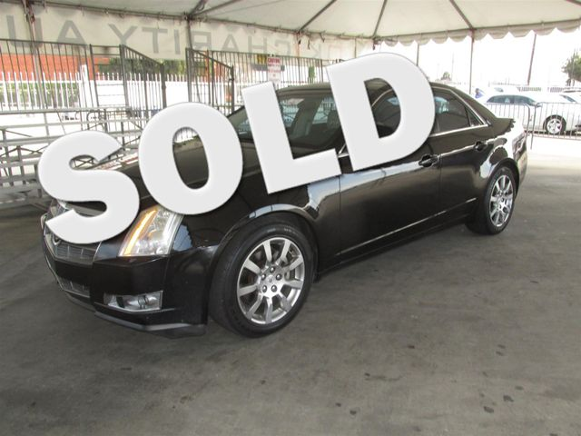2008 Cadillac CTS RWD w1SA Please call or e-mail to check availability All of our vehicles are