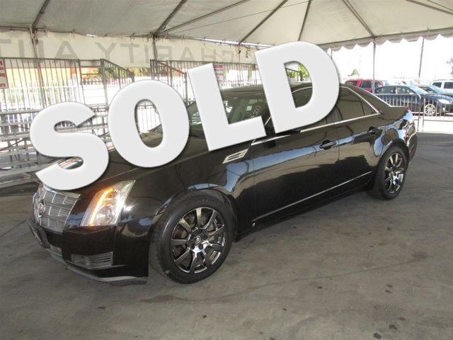 2008 Cadillac CTS RWD w1SB This particular Vehicles true mileage is unknown TMU Please call o