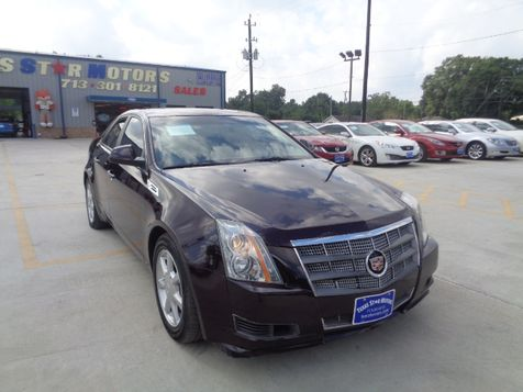 2008 Cadillac CTS RWD w/1SA in Houston