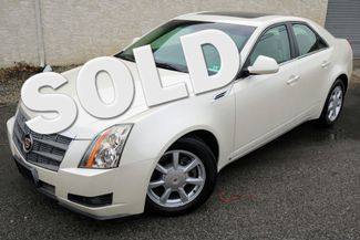 2008 Cadillac CTS Pano Roof - Diamond White Ewing, NJ