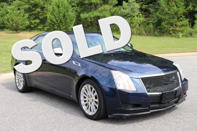2008 Cadillac CTS RWD w/1SA Mooresville, North Carolina 0