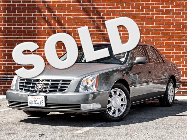 2008 Cadillac DTS w/1SA Burbank, CA 0