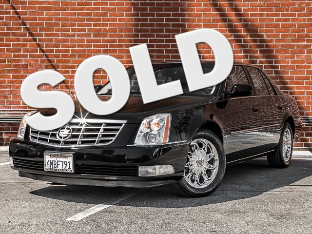 2008 Cadillac DTS w/1SB Burbank, CA 0