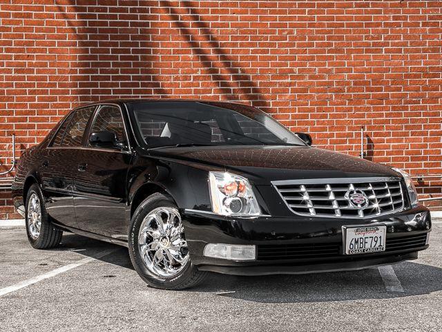2008 Cadillac DTS w/1SB Burbank, CA 2