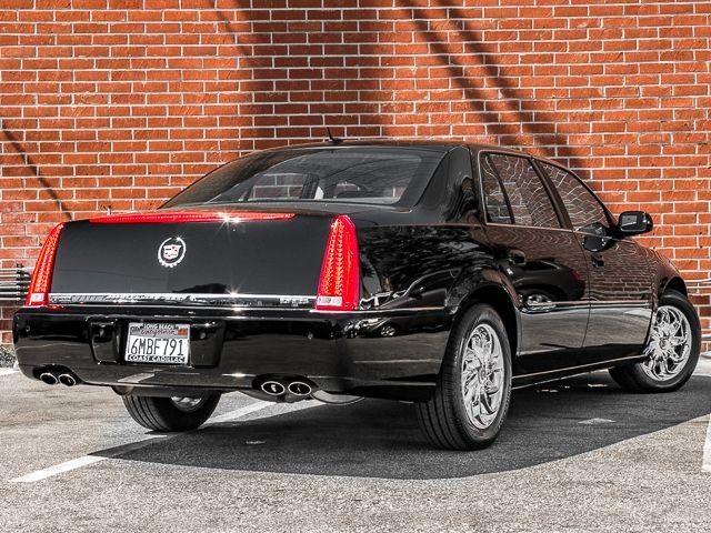 2008 Cadillac DTS w/1SB Burbank, CA 3