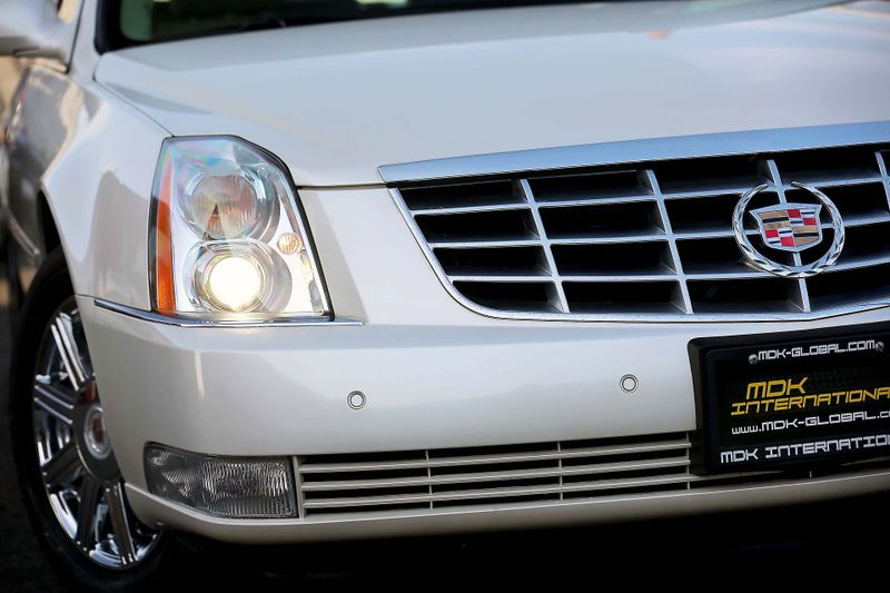 2008 Cadillac DTS w1SD - Navigation - Only 16k miles  city California  MDK International  in Los Angeles, California