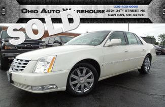 2008 Cadillac DTS Navigation Sunroof NorthStar V8 We Finance | Canton, Ohio | Ohio Auto Warehouse LLC in  Ohio