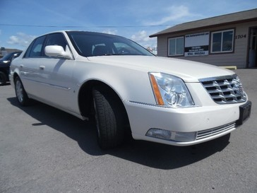 2008 Cadillac DTS w/1SD in