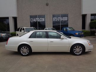 2008 Cadillac DTS in Plano Texas