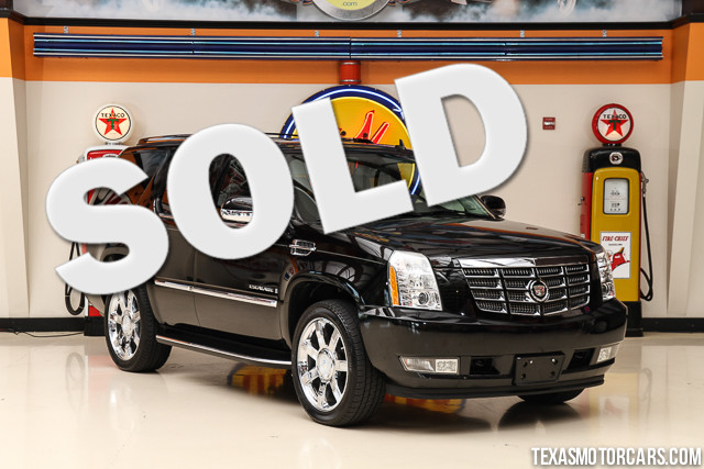 2008 Cadillac Escalade This Carfax 1-Owner accident-free 2008 Cadillac Escalade is in great shape