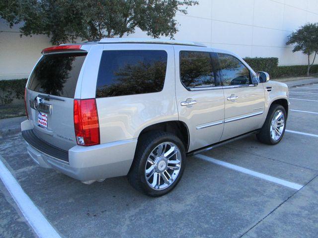 2008 Cadillac Escalade  AWD Platinum Plano, Texas 2