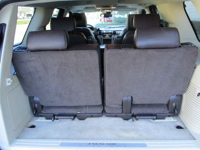 2008 Cadillac Escalade  AWD Platinum Plano, Texas 22