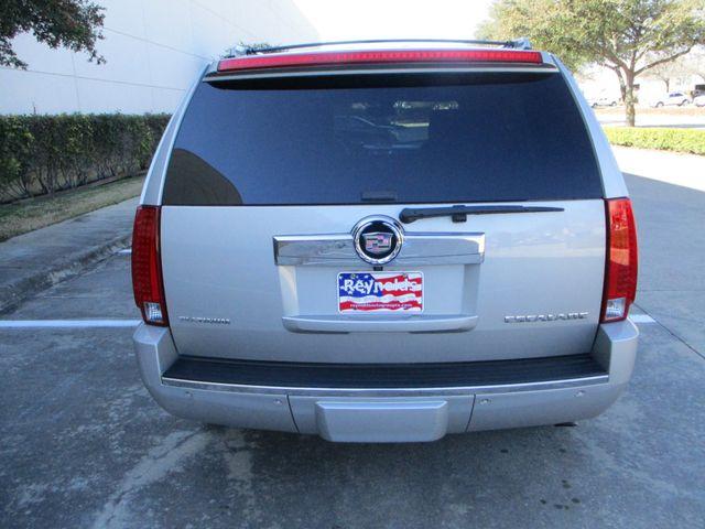 2008 Cadillac Escalade  AWD Platinum Plano, Texas 3