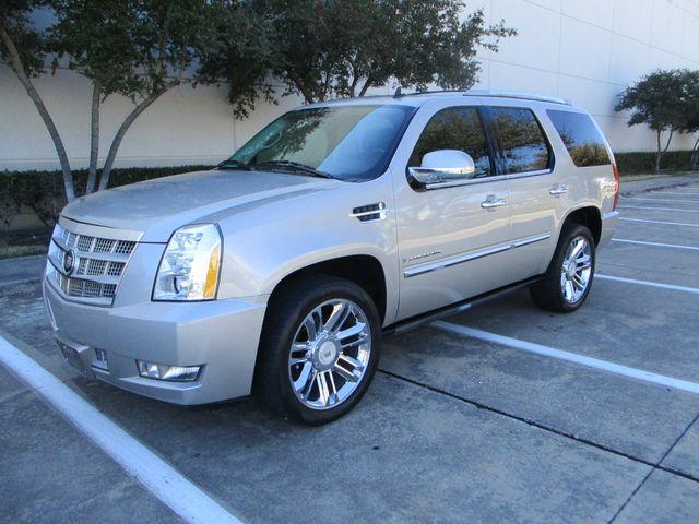 2008 Cadillac Escalade  AWD Platinum Plano, Texas 6