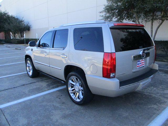 2008 Cadillac Escalade  AWD Platinum Plano, Texas 8