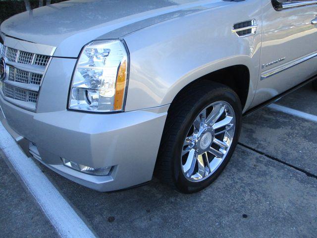2008 Cadillac Escalade  AWD Platinum Plano, Texas 9