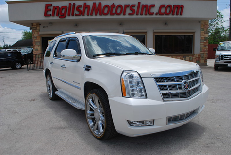 2008 Cadillac Escalade  in Brownsville, TX