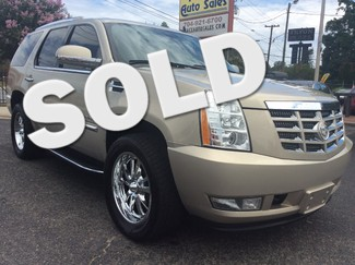 2008 Cadillac Escalade CHARLOTTE, North Carolina