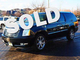 2008 Cadillac Escalade ESV PLATINUM AWD | Champaign, Illinois | The Auto Mall of Champaign in  Illinois