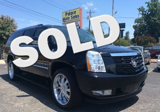 2008 Cadillac Escalade ESV CHARLOTTE, North Carolina