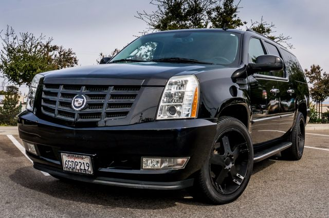 2008 Cadillac Escalade ESV Reseda, CA 49