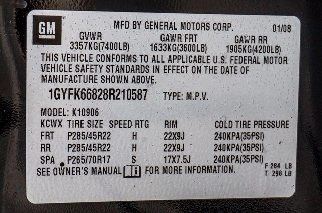 2008 Cadillac Escalade ESV Reseda, CA 48