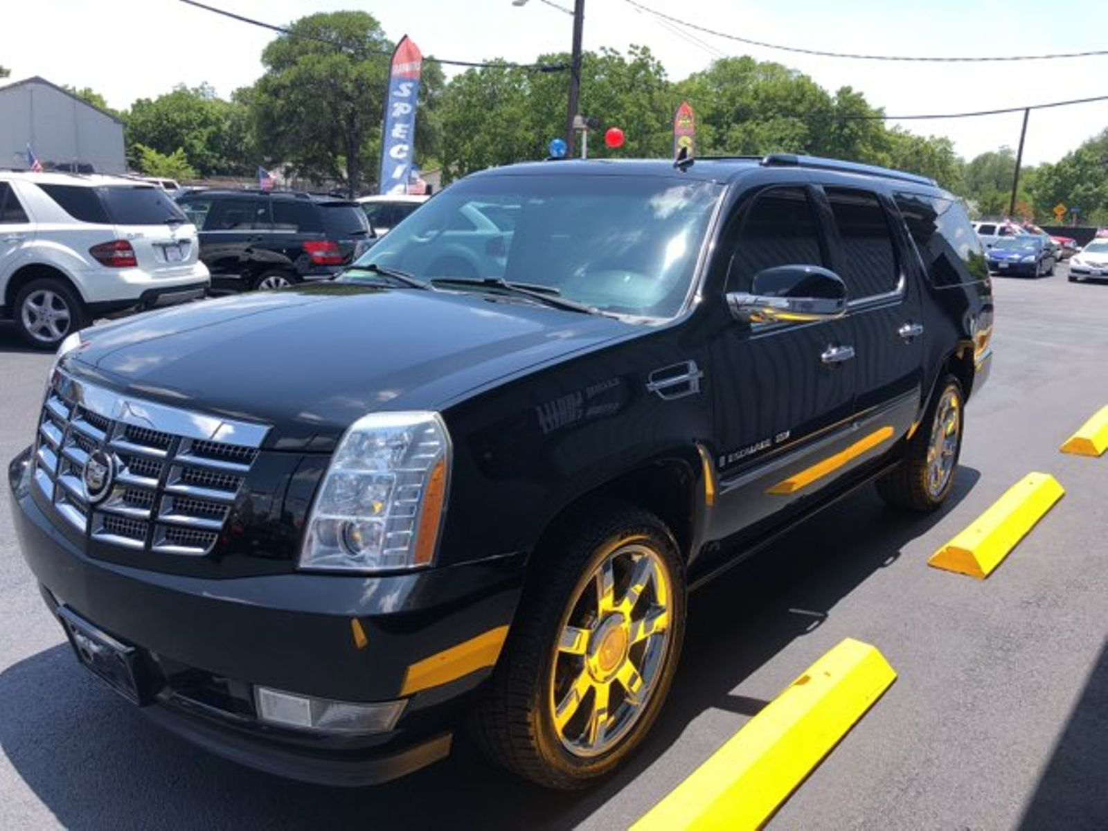 autoworld overview inventory escalade cadillac for platinum esv sale