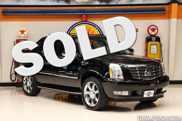 2008 Cadillac Escalade EXT This 2008 Cadillac Escalade EXT is in great shape with only 107 672 mi