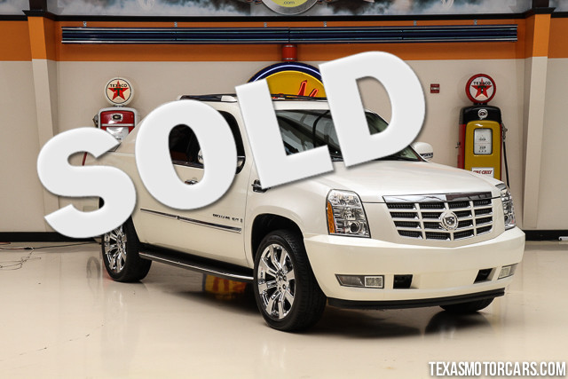 2008 Cadillac Escalade EXT This Carfax 1-Owner accident-free 2008 Cadillac Escalade EXT is in exc