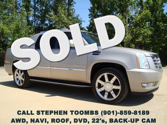 2008 Cadillac Escalade EXT AWD NAVI, ROOF, DVD, 22's, BACK-UP CAM in  Tennessee