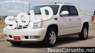 2008 Cadillac Escalade EXT    Lubbock, Texas   Classic Motor Cars in Lubbock, TX Texas
