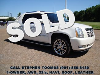 2008 Cadillac Escalade EXT LUXARY, 1-OWNER, AWD, NAVI, ROOF, 22's in  Tennessee