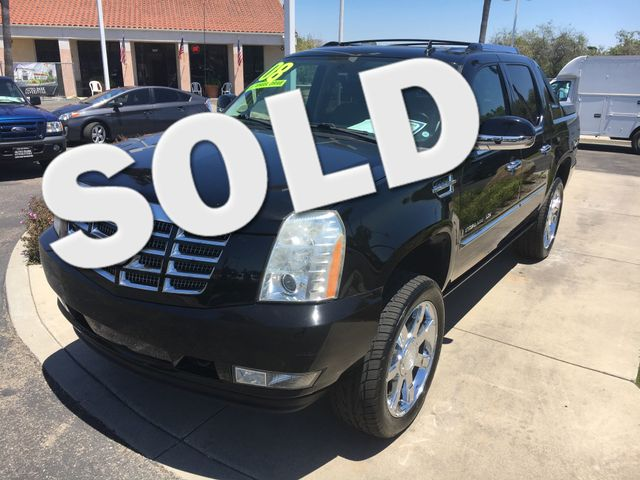 2008 Cadillac Escalade EXT Buy smart knowing this vehicle had only one owner which studies show re