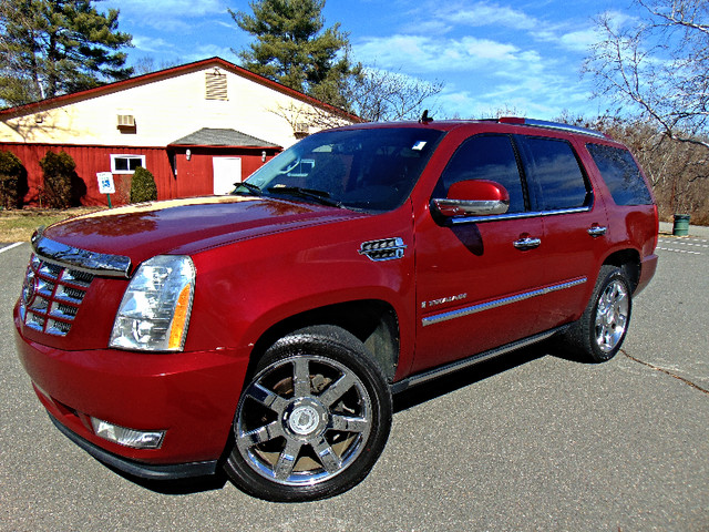 2008 Cadillac Escalade LUXURY Leesburg, Virginia 0