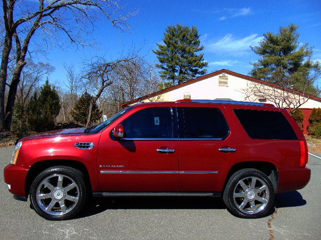 2008 Cadillac Escalade LUXURY Leesburg, Virginia 5