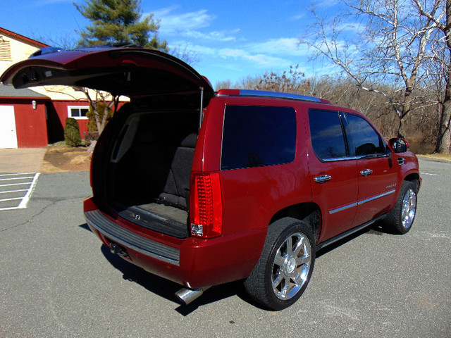 2008 Cadillac Escalade LUXURY Leesburg, Virginia 8