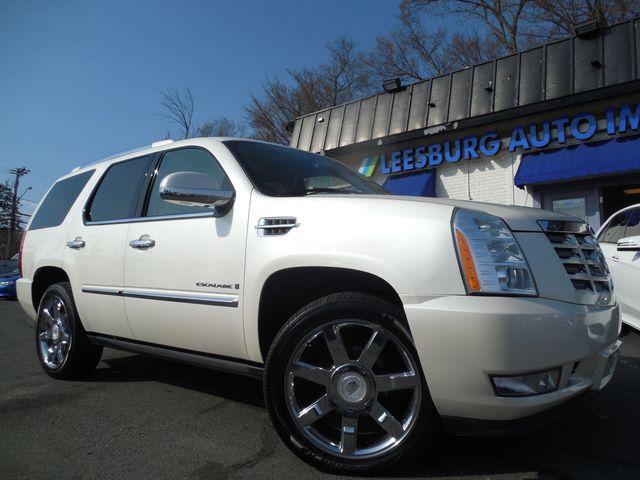 2008 Cadillac Escalade LUXURY Leesburg, Virginia 1
