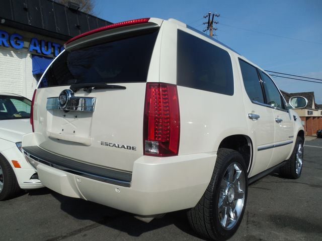 2008 Cadillac Escalade LUXURY Leesburg, Virginia 2