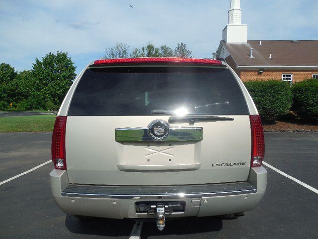 2008 Cadillac Escalade Leesburg, Virginia 7