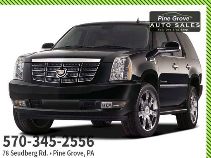 2008 Cadillac Escalade  | Pine Grove, PA | Pine Grove Auto Sales in Pine Grove, PA