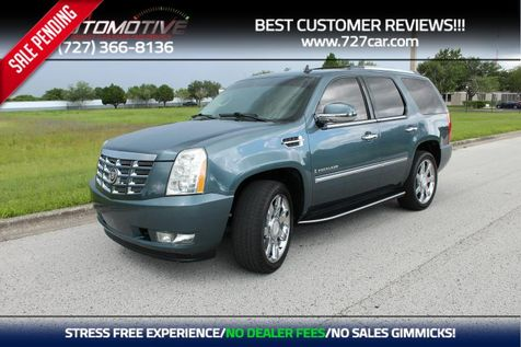 2008 Cadillac Escalade Platinum in PINELLAS PARK, FL