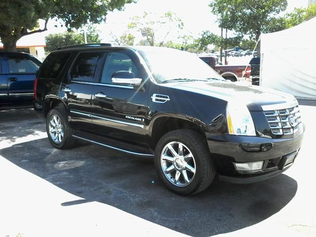 2008 Cadillac Escalade San Antonio, Texas 3