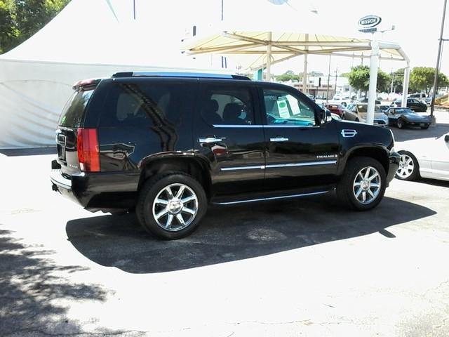 2008 Cadillac Escalade San Antonio, Texas 4