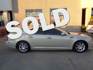 2008 Cadillac STS in Plano Texas