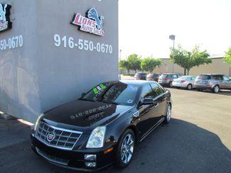 2008 Cadillac STS RWD w/1SG Sacramento, CA 1
