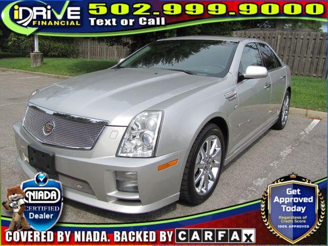 2008 Cadillac V-Series    Louisville, Kentucky   iDrive Financial in Louisville Kentucky